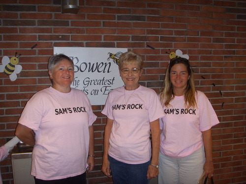 Sams Rock: Three together